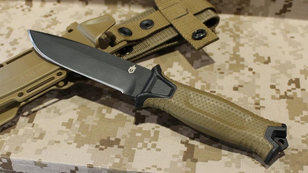 Μαχαίρι επιβίωσης: Gerber Strongarm