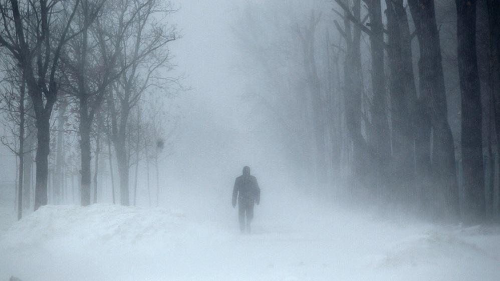 Eπιβίωση στο χιόνι και στον παγετό