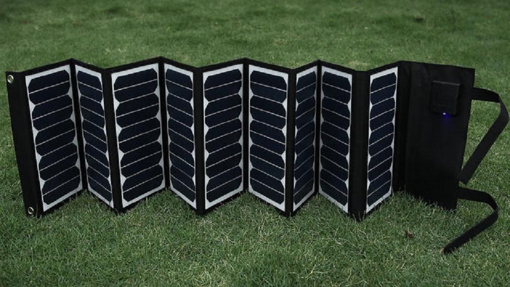 Ηλιακός Φορτιστής