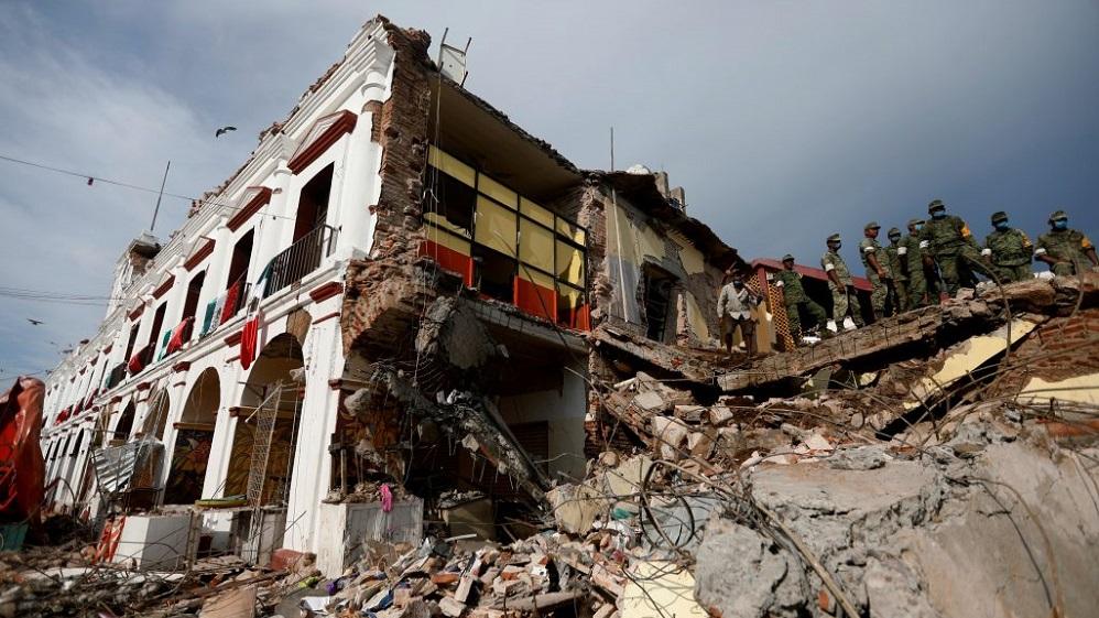 Συμβουλές επιβίωσης σε περίπτωση σεισμού