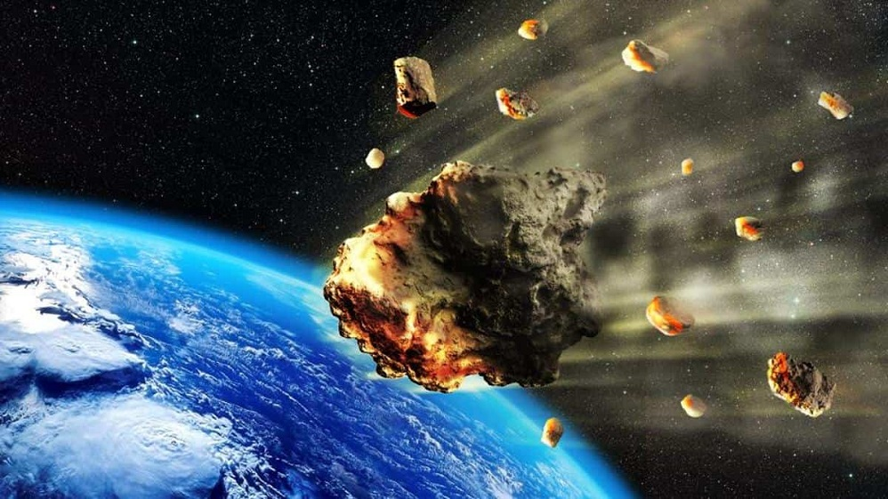 Η NASA ανακάλυψε 5 αστεροειδείς μόλις 2 εβδομάδες πριν περάσουν κοντά από τη Γη