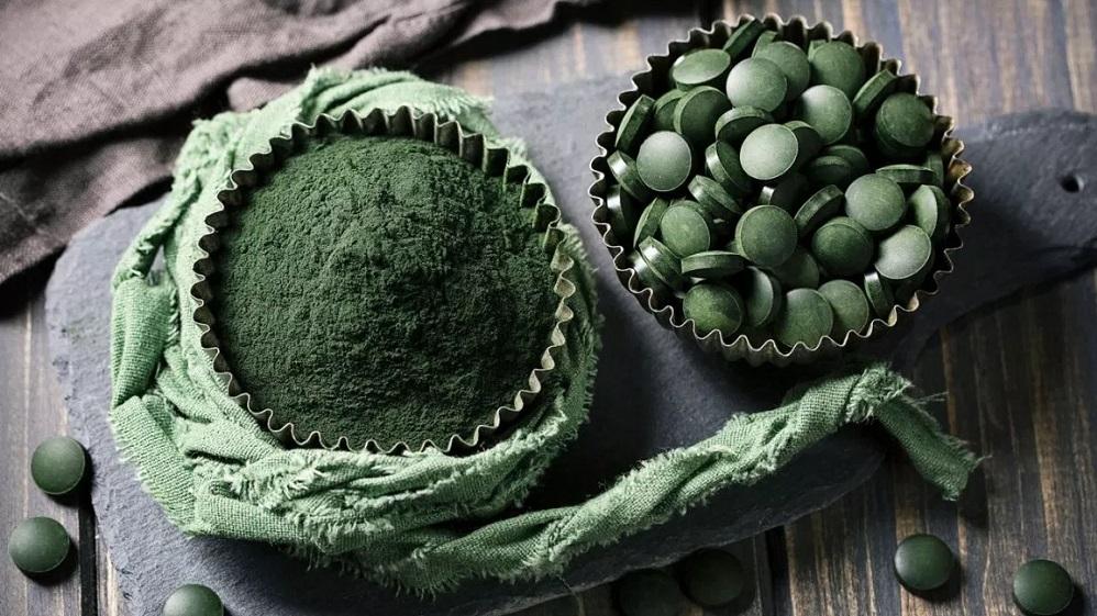 Σπιρουλίνα: Μια σούπερ τροφή